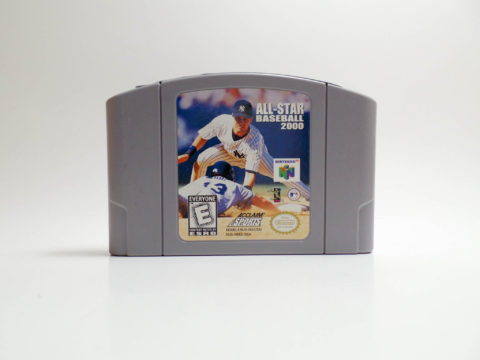 All-Star Baseball 2000 (Nintendo 64)