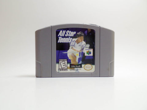 All-Star Tennis 99 (Nintendo 64)