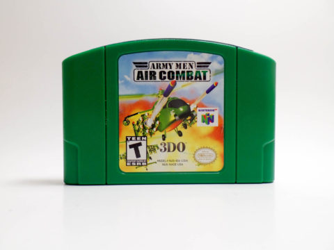 Army Men – Air Combat (Nintendo 64)