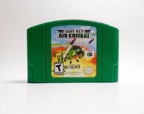 Army Men – Air Combat (Nintendo 64)