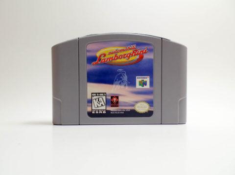Automobili Lamborghini (Nintendo 64)