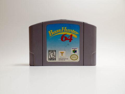 Bass Hunter 64 (Nintendo 64)