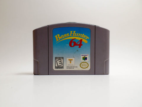 Bass Hunter 64 (Nintendo 64)