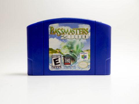 Bassmasters 2000 (Nintendo 64)