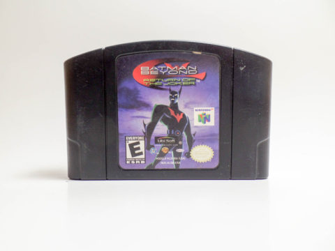Batman Beyond – Return of the Joker (Nintendo 64)