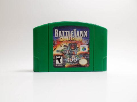 Battletanx – Global Assault (Nintendo 64)