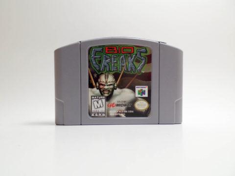 Bio Freaks (Nintendo 64)