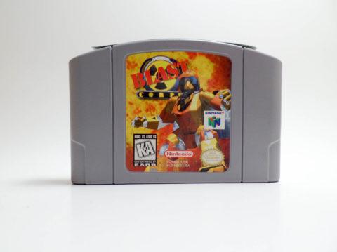 Blast Corps (Nintendo 64)