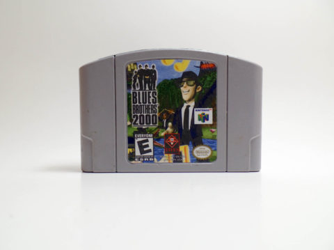 Blues Brothers 2000 (Nintendo 64)
