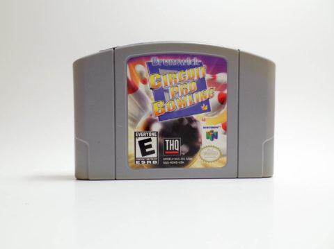 Brunswick Circuit Pro Bowling (Nintendo 64)