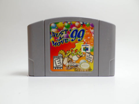 Bust A Move 99 (Nintendo 64)