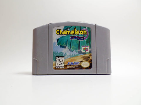 Chameleon Twist (Nintendo 64)