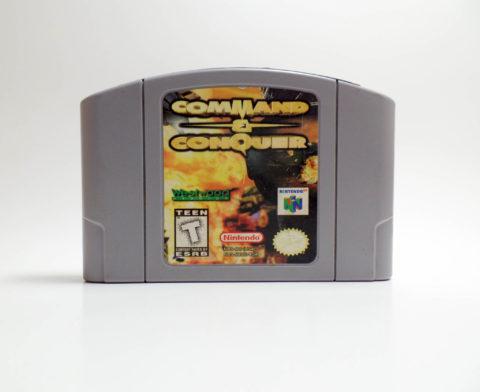Command & Conquer (Nintendo 64)