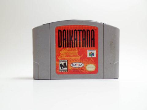 Daikatana (Nintendo 64)