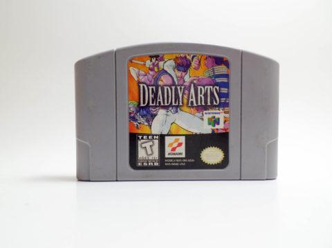 Deadly Arts (Nintendo 64)