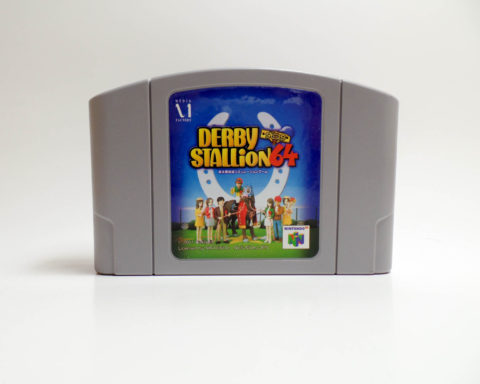 Derby Stallion 64 (Nintendo 64)
