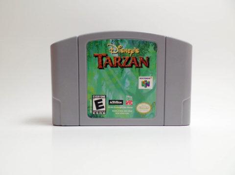 Disneys Tarzan (Nintendo 64)