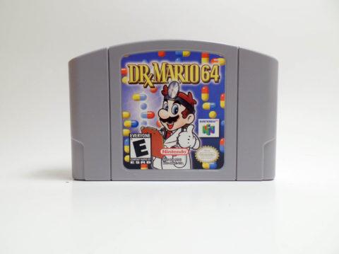 Dr Mario 64 (Nintendo 64)