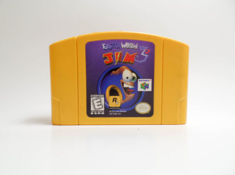 Earthworm Jim 3D (Nintendo 64)
