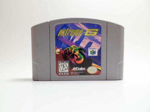 Extreme-G (Nintendo 64)