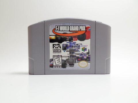 F-1 World Grand Prix (Nintendo 64)