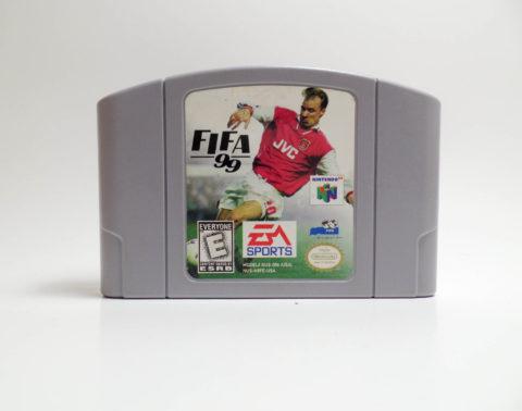FIFA 99 (Nintendo 64)
