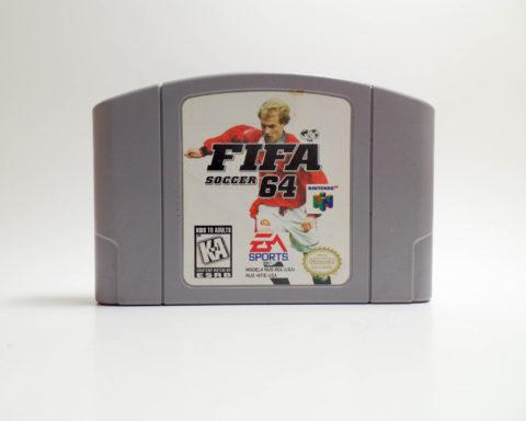 FIFA Soccer 64 (Nintendo 64)