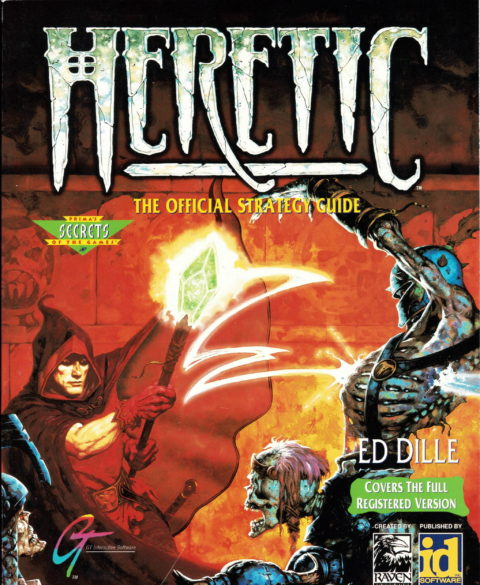 Heretic (Strategy Guide)