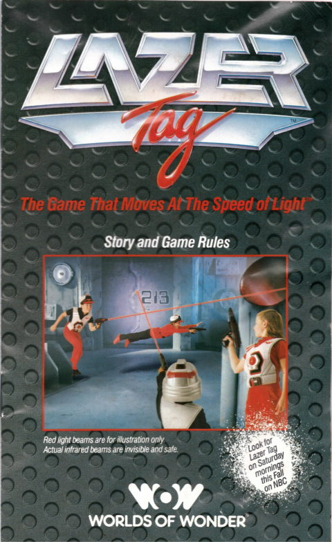 Lazer Tag (Manual)