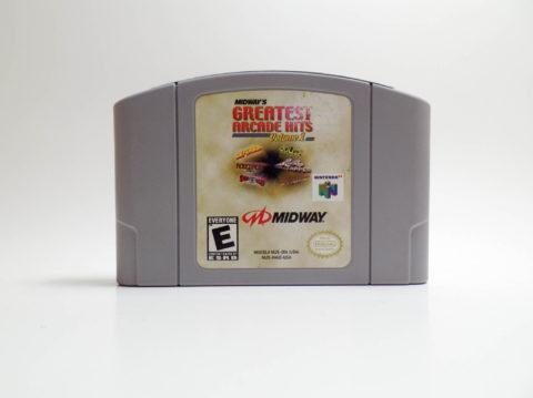 Midways Greatest Arcade Hits (Nintendo 64)