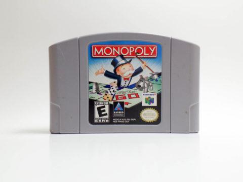 Monopoly (Nintendo 64)