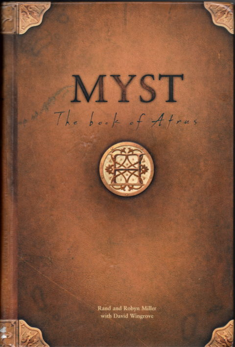 Myst – Book of Atrus