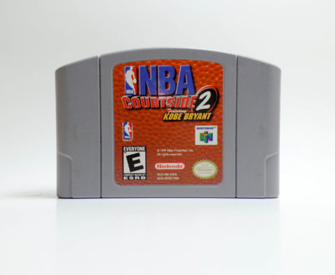 NBA Courtside 2 (Nintendo 64)