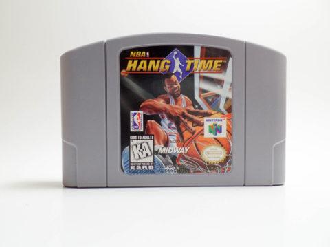 NBA Hang Time (Nintendo 64)