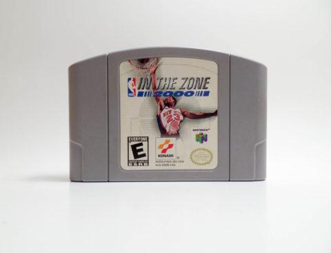 NBA In The Zone 2000 (Nintendo 64)