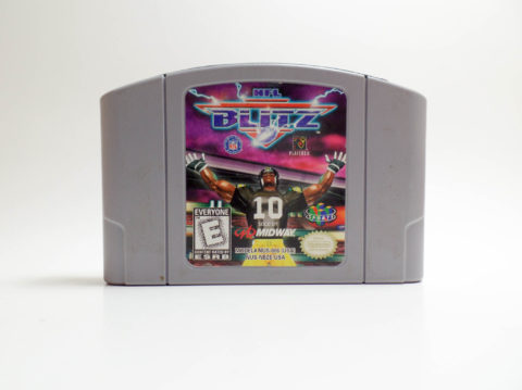 NFL Blitz (Nintendo 64)