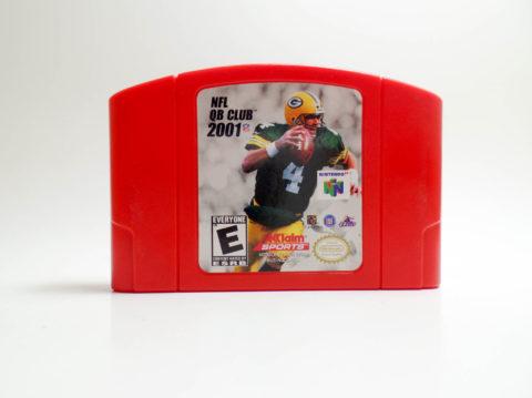 NFL Quarterback Club 2001 (Nintendo 64)