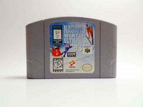 Nagano Winter Olympics 98 (Nintendo 64)