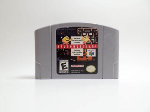 Namco Museum 64 (Nintendo 64)
