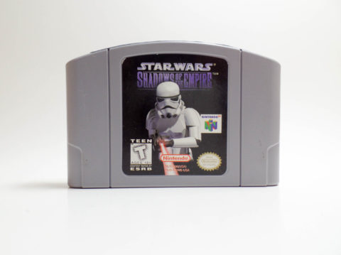 Star Wars – Shadow of the Empire (Nintendo 64)