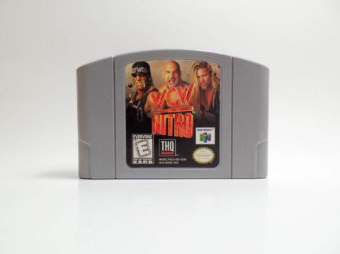 WCW Nitro (Nintendo 64)