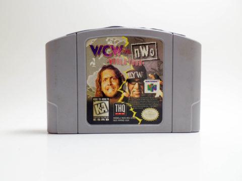 WCW vs NWO – World Tour (Nintendo 64)