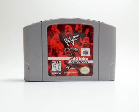 WF – Attitude (Nintendo 64)