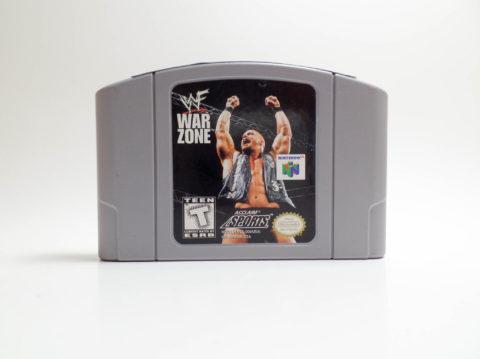 WF War Zone (Nintendo 64)