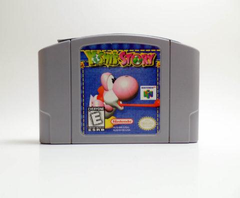 Yoshis Story (Nintendo 64)