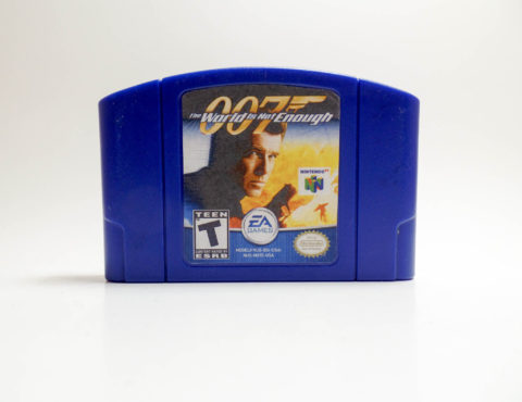 007 – The World Is Not Enough (Nintendo 64)