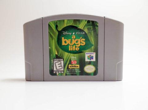 A Bugs Life (Nintendo 64)