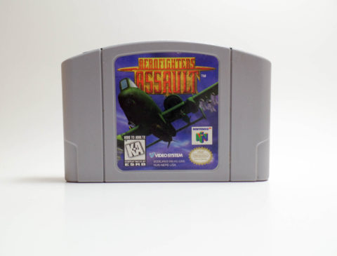 Aerofighters Assault (Nintendo 64)