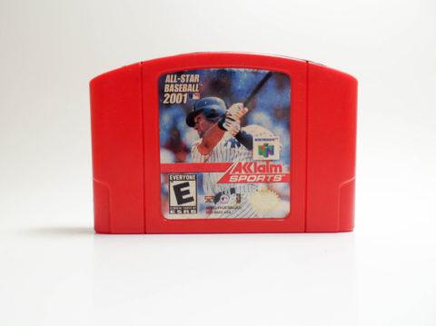 All-Star Baseball 2001 (Nintendo 64)