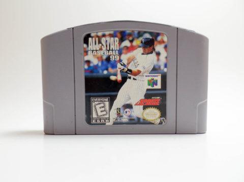 All-Star Baseball 99 (Nintendo 64)